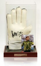 Peter Shilton Hand Signed Goalkeepers Glove ENGLAND Photo Proof AFTAL COA