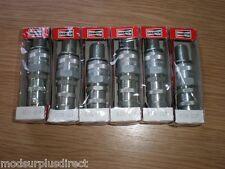 6 x RSN13P Screened Champion Spark plugs Austin Champ/Daimler Ferret/CVR(T)