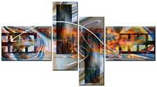 DALI MULTI BLU 4 CAS 138x78cm tela Digital Wall Art Salotto stampe