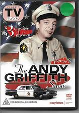 The Andy Griffith Show Vol 3 Classic TV DVD All PAL NEW