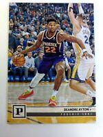 2018-19 Panini Chronicles Deandre Ayton Rookie RC #101, Phoenix Suns