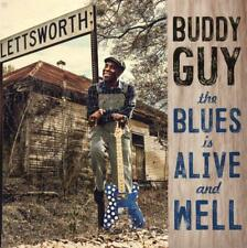 CD BUDDY GUY - THE BLUES IS ALIVE AND WELL -