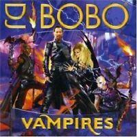 "DJ BOBO ""VAMPIRES"" CD 13 TRACKS NEU"