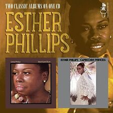 Esther Phillips - Black Eyed Blues/Capricorn Princess [New CD] UK - Import