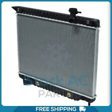 A/C Radiator for Buick Rainier / Chevrolet Trailblazer / GMC Envoy, Envoy ... QU