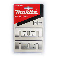 "3-1/4"" (82mm) for Makita 1900B, Dewalt DW680 D26676, Bosch Planer Blade Set of 2"