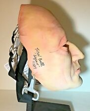 Tobin Bell Jigsaw in SAW authentic autographed signed Official mask