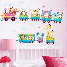 Vinilos decorativos infantiles Tren conductor violinista. DOCLIICK DC-xy1125-17
