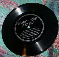 "Rare Limited Depeche Mode 7"" Flexi Record Death's Door (Jazz Mix) 1991 Insert"