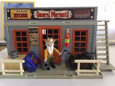 Casa Venta Mercancías Oeste De playmobil