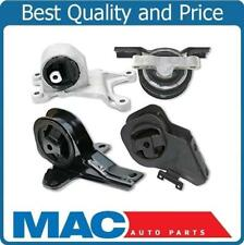 for 02-05 Pontiac Grand Am 2.2L Engine and Transmission Mounts 4pc 100% New