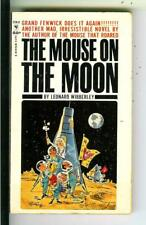 THE MOUSE ON THE MOON, Bantam #F2641 2nd movie tie-in sci-fi humor vintage pb