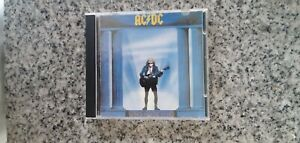 AC/DC Who Made Who CD,  Australian Black Albert ACDC 465253 2