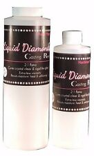 Liquid Diamonds epoxy resin casting jewelry resin - 12 oz Kit