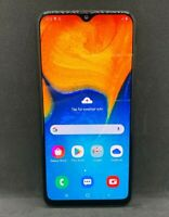 Samsung Galaxy A20 (SM-A205) - 32GB - Black (Unlocked) (AU-STOCK!)