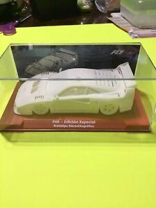 VINTAGE FLY F-40 EPICION ESPECIAL PROTOYPE CAR / 1/32 / SPECIAL PROTOTYPE CAR!!!