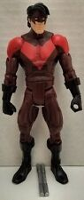 DC Universe Classics All-Stars Brown Red Variant Dick Grayson Nightwing DCUC
