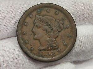 1853 Large Cent. #18