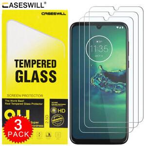 For Motorola Moto E7 / E7 Plus/E7 Power HD-Clear Tempered Glass Screen Protector