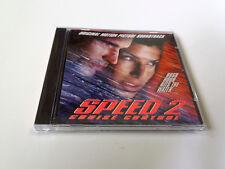 "ORIGINAL SOUNDTRACK ""SPEED 2 CRUISE CONTROL"" CD 12 TRACKS BSO OST BANDA SONORA"