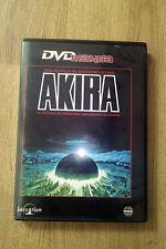 Akira. Película en DVD (Selecta Visión y Manga Video)