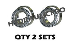 Qty (2) 18590 / 18520 Bearing & Race 18590/18520 Cone and Cup NEW
