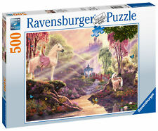 15035 Ravensburger The Magic River 500 Piece Jigsaw Puzzle Age 10 Years+