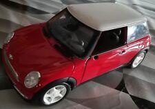 Mini Cooper 2001 , BURAGO , Escala 1/18