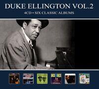 DUKE ELLINGTON - SIX CLASSIC ALBUMS VOL.2  4 CD NEU