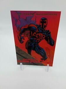 1993 Skybox Marvel Masterpieces Spider-Man 2099 #41