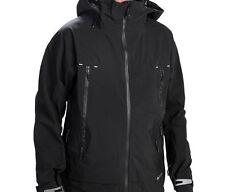 686 Glacier Peak 3-Ply Snowboard Jacket (L) Black