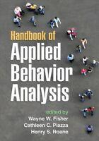 Handbook of Applied Behavior Analysis, Paperback by Fisher, Wayne W. (EDT); P...