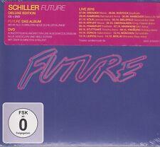Schiller / Future - Future III (Deluxe Edition: CD & DVD, Original verschweißt)