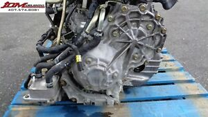 04-07 NISSAN MURANO 3.5L V6 AWD CVT TRANSMISSION JDM VQ35DE
