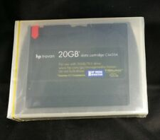 HP Travan 20 GB Data Cartridge - C4435A - NAGELNEU in OVP