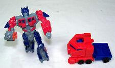 2010 Transformers 2010 MCDonalds & 2005 Burger King OPTIMUS PRIME Action Figures