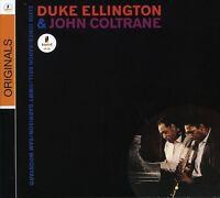 Duke Ellington, John - Duke Ellington & John Coltrane [New CD] Rmst, Res
