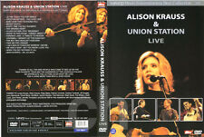 Alison Krauss And Union Station Live   DVD NEW