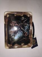 Bioshock Big Daddy Metal Lunch Tin NEW Carrier Box Video Game Rare Collectors Ed