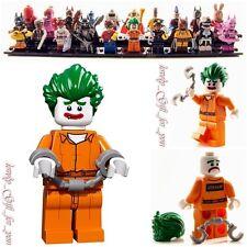 LEGO Minifigures Batman The Movie 71017 Collectible No:8 The Joker Arkham Asylum