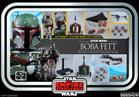 Hot Toys MMS574 Star Wars ESB EP V Boba Fett 1:6 Figure 40th Anniversary MISB