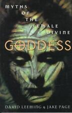 Goddess : Myths of the Female Divine by David Leeming and Jake Page (1996,...