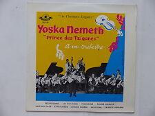 """25 cms 10"""" yoska NEMETH Prince des tziganes Deux guitares ... FLD 86"""