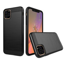 For Apple iPhone 11 Xs Max Xr 8 7 6s 5 4 Luxury Rugged Case Slim Hard Back Cover