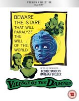 * VILLAGE OF THE DAMNED ( 1960 ) HMV PREMIUM COLLECTION BLURAY NEW & SEALED *