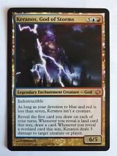 Mtg keranos, God of storms x 1 great condition