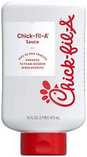 Chick-fil-A Sauce Squeeze Bottle - 16oz Free Fast Shipping USA