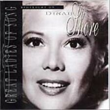 Shore,Dinah: Spotlight on Dinah Shore  Audio Cassette