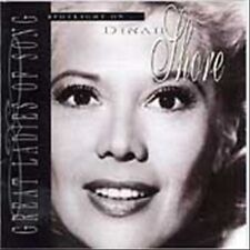 New: Shore,Dinah: Spotlight on Dinah Shore  Audio Cassette