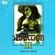 MANGAL SINGH - BOLLYWOOD SEDUCTION 3 - BRAND NEW CD - FREE UK POST